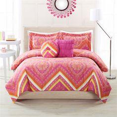 Comforters Sets, Bedding Collections, & Down Comforters Comforter Sets, Teen Bedroom Colors, Bedroom Decor, Teen Room Designs, Dorm Essentials, Bedding Collections, Girl Room, Comforters, Houses