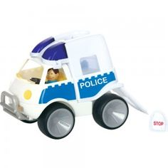 Police car Children will love this police themed car! Police Cars, Police Officer, Bath Toys, Prison, Children, Young Children, Boys, Kids, Child