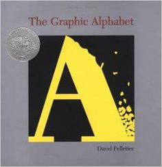 A graphical representation of the alphabet gives a new view of the letters, from the A that crumbles as an avalanche approaches to the D that glows with the light of the devil. (Grades: Prek+)  Call number: PE 1155 .P45 1996