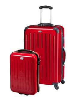 Zou zo goed uitkomen! 3x New York kofferset van Princess Traveller t.w.v. €225