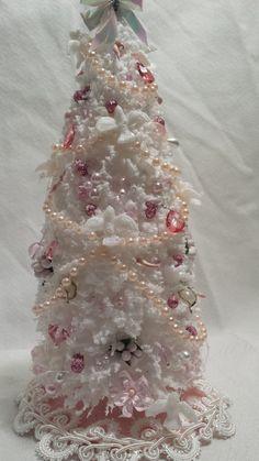 5Pcs 1:12 Scale Dollhouse Miniature Christmas Wreath Garland Christmas Ornamen/%x