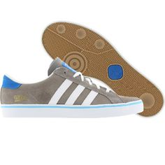 on sale cc396 dab83 Adidas Skate Men Americana Vintage (grey rock  runninwhite  bluebird)