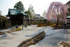 trockengarten naturmaterialien japangarten-richtig anlegen hinweise