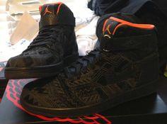 Just Don x Air Jordan 1