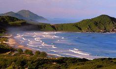 Praia do Rosa, Brazil