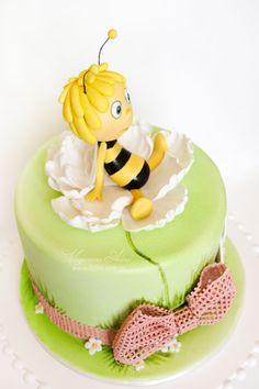 Торт Пчелка майя