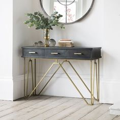 Image result for Wakefield Console Table makeover