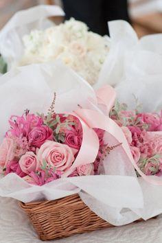 Basket of Roses~Ana Rosa