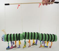 Centipede's 100 Shoes The Marionette, Shoe Template, Eye Stickers, Bunny Slippers, Construction Paper, Masking Tape, Card Stock, The 100, Templates