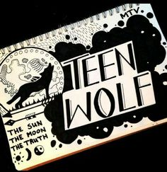 Wolf Wallpaper, Cute Wallpaper Backgrounds, Cute Wallpapers, Teen Wolf Funny, Teen Wolf Memes, Teen Wolf Fan Art, Meninos Teen Wolf, Simpson Wallpaper Iphone, Once Up A Time