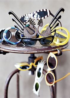 Vintage Sunglasses Collection