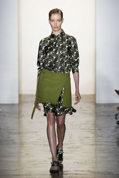 Pin for Later: The Hands-Down Most Wearable Looks to Hit the Spring Runways Peter Som Spring 2015