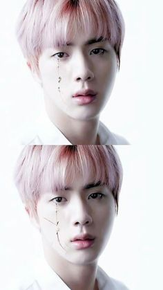 BST ♡ Jin king of visuals
