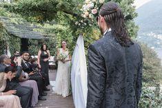 Outdoor Ceremony, Wedding Ceremony, George Clooney, Wedding Planner, Wedding Photos, Villa, Natural, Garden, Wedding Planer
