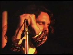 """▶ The Doors - """"The End"""" - Live at """"Isle of Wight Festival"""" August 29, 1970 - Jim Morrison December 8, 1943 – July 3, 1971 --- RIP"""