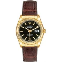 http://best-watches.bamcommuniquez.com/rolex-datejust-black-index-dial-fluted-bezel-18k-yellow-gold-leather-strap-mens-watch-116138bksl/ !$ – Rolex Datejust Black Index Dial Fluted Bezel 18k Yellow Gold Leather Strap Mens Watch 116138BKSL This site will help you to collect more information before BUY Rolex Datejust Black Index Dial Fluted Bezel 18k Yellow Gold Leather Strap Mens Watch 116138BKSL – !$  Click Here For More Images  Customer reviews is real re