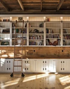 decor, idea, garage living room, country bookcase, barn renovation, hous, garage renovation, bespok bookcas, barn boards