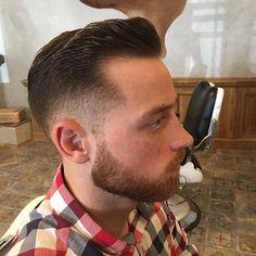 ✌ #barber #barberlife #barbershop #prague #onlyclassicnoshit #beard #beards #pomade #reuzel #reuzelpomade #freshcut #freshman