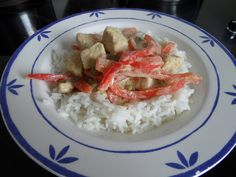 quorn thai green curry by Craft with Ruth Cartwright
