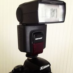 improving photography equipment with an external flash
