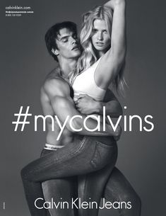 Matthew Terry fronts Calvin Klein Jeans F/W 2014 Campaign - CoverMen Mag