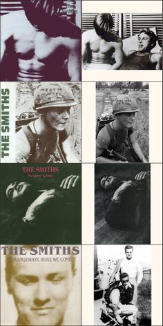 The Smiths - album cover source material The Smiths Morrissey, The Queen Is Dead, Johnny Marr, Pochette Album, Charming Man, Old Music, Post Punk, My Favorite Music, Fun To Be One