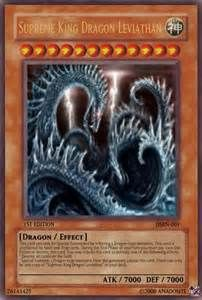 Dragon god, it;s probably overpowered. - Experimental Cards - Yugioh ...