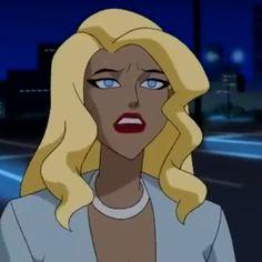 𝐁𝐥𝐚𝐜𝐤 𝐂𝐚𝐧𝐚𝐫𝐲(𝐃𝐢𝐧𝐚𝐡 𝐋𝐚𝐮𝐫𝐞𝐥 𝐋𝐚𝐧𝐜𝐞) Black Canary Comic, Justice League Animated, Dinah Laurel Lance, Feminist Men, Spiderman, Batman, Marvel Women, Art Reference, Sailor