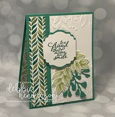 Debbie's Designs: Maui Achievers June Blog Hop! Scrapbooking, Scrapbook Cards, Handmade Birthday Cards, Greeting Cards Handmade, Card Tags, I Card, Trip To Maui, Forever Green, Orchid Care