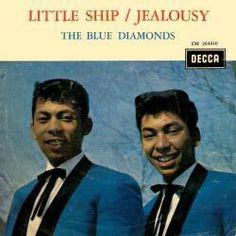 The Blue Diamonds, mijn oude buurjongens