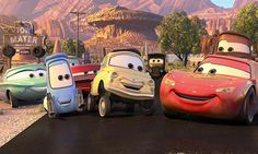 I got Life Is a Highway from Cars! Which Disney Pixar Movie Describes Your Life? | Oh My Disney