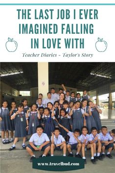Allow me to tell you a story of how I ended up falling in love with the last job I ever thought I would want. Yep--I'm a TEACHER! In Thailand, of all places! Dream Job, Teaching English, To Tell, Falling In Love, Thailand, Told You So, Teacher, Thoughts, Places