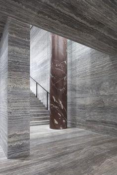 David Chipperfield Architects, Santi Caleca, Simon Menges, Ute Zscharnt, Noshe, Richard Davies · David Chipperfield Architects Works 2018