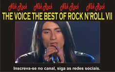THE VOICE THE BEST OF ROCK N'ROLL VII
