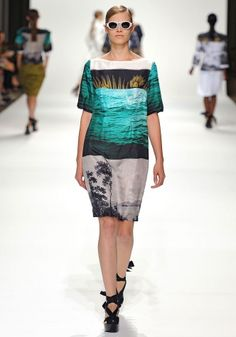 Dries Van Noten Spring 2012 RTW - Review - Collections - Vogue