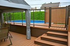 Pool fencings are excellent for personal privacy in addition to protection. However you can still appreciate establishing your pool fence. Right here are 27 Amazing pool fence ideas! Backyard Pool Landscaping, Backyard Pool Designs, Pool Fence, Pool Decks, Backyard Ideas, Backyard Layout, Landscaping Tips, Patio Ideas, Outdoor Ideas