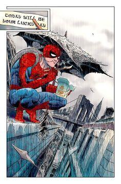 Marcos Martin's Spider-Man
