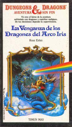 El Descanso del Escriba: La Venganza de los Dragones del Arco iris
