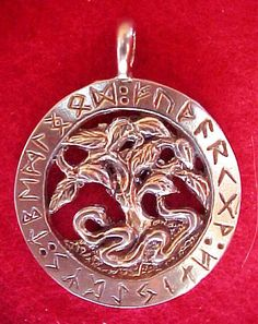 Viking Medallions and Pendants