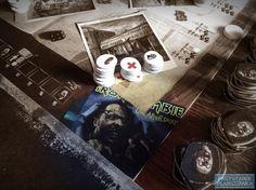 """Atak Zombie to z całą pewnością niebanalna gra o zombie. Pomimo, że mechanicznie bliżej jej do """"euro-sucharów"""", Piotrowi Pieńkowskiemu udało się doskonale połączyć mechanikę z tematyką. ...."""
