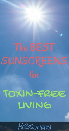 Want to ditch the yukky chemicals? The truth about sunscreens, the best natural sunscreen brands plus a natural sunscreen DIY recipe. #naturalsunscreenbrands #bestnaturalsunscreen #naturalsunscreendiy #naturalsunscreenforbabies #naturalsunscreenforkids #t Health And Nutrition, Health And Wellness, Best Sunscreens, Natural Sunscreen, Parenting Hacks, Parenting Toddlers, Diy Recipe, Pregnancy Tips, Natural Health