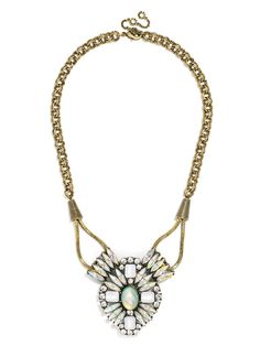 Fashion Necklaces: Statement, Chains & More   BaubleBar http://www.baublebar.com/necklaces.html