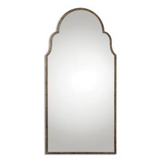 Uttermost 12905 Brayden Tall Arch Mirror ** See this great product. (This is an affiliate link and I receive a commission for the sales) Metal Wall Decor, Metal Wall Art, Transitional Wall Mirrors, Uttermost Mirrors, Arch Mirror, Tall Mirror, Mirror Ideas, Beach Furniture, Bronze Mirror