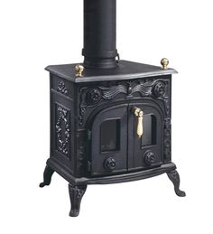Evergreen Stoves offer beautiful period detailing with great heating efficiency. Free UK delivery & flexible payment options at Direct Stoves. Multi Fuel Stove, Cast Iron Fireplace, Log Burner, Stoves, Wood Burning, Evergreen, Home Appliances, Fireplaces, Traditional