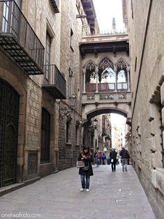 Barrio Gotico - Barcellona