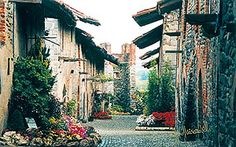 I Borghi più belli d´Italia   The most beautiful villages of Italy