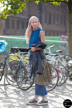 After Paul Smith Street Style Street Fashion Streetsnaps by STYLEDUMONDE Street Style Fashion Blog