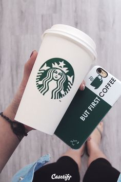 Starbucks.Foodie.- Click through to see more iPhone 6 protective coffee phone case designs >>> https://www.casetify.com/collections/iphone-6s-coffee-cases#/?device=iphone-6s | @casetify