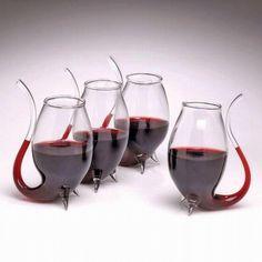 Sippy copos de vinho