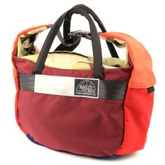 * BAILEYWORKS * whale mouth duffel BL special (extra small / A)